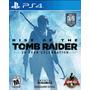 Rise Of Tomb Rider Ps4 Digital, Tenelo Ya, Lo Jugas Hoy!