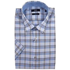 c671b02f28537 Ropa Camisa Hugo Boss Original - Ropa y Accesorios Azul en Mercado ...