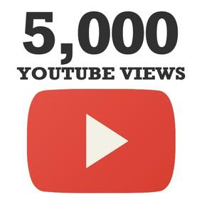 5.000 Visualizações - Youtube Marketing (5 Mil Views)