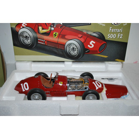 Exoto Ferrari Tipo 500 Argentina 1953 Alberto Ascari 1/18