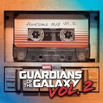 Guardians Of The Galaxy Vol.2 Novo Lacrado Cd 2017 Trilha