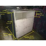 Cajón Caja Turbo Para Bajo 15 Cuadrado Para Forrar