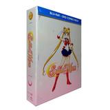 Sailor Moon Temporada 1 Uno Parte 1 Uno Boxset Blu-ray + Dvd