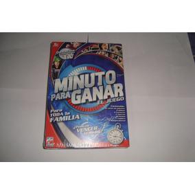 Minuto Para Ganar Juego De Mesa Version Mini