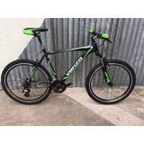 Bicicleta Venzo Yety