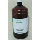 Prata Coloidal Naturals 100 Ppm 1000ml (para Diluir adaptar) 2aa24d4db925b