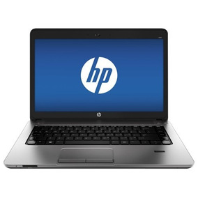 Notebook Probook Hp 440 Core I5 Usb 3.0 500gb 4gb - Completo