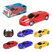 Carro Controle Remoto Radical 7 Funções Brinquedo P/ Criança