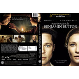 O Curioso Caso De Benjamin Button - Dvd Original