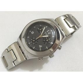 40eb6fac2f8 Relógio Feminino Swatch Irony Swiss Cronógrafo Original