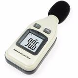 Decibelímetro Digital Medidor De Som 30-130 Decibéis