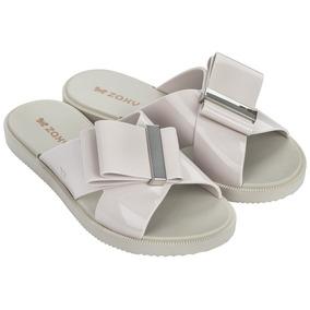 eb5e2ca0d Rival Calcados Sapatos Feminino Sandalias Zaxy - Sandálias e ...
