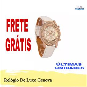 53251252ef5 Relogio Feminino Geneva F - Relógios no Mercado Livre Brasil