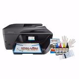 Impresora Hp 6970 Fax Duplex + Kit Recarga Cartuchos Aqx