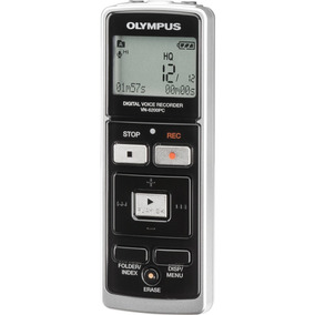 Olympus Vn-6200 Pc Gravador Digital De Voz