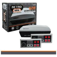 Consola Videojuegos Retro Clasica 620 Juegos 2 Controles