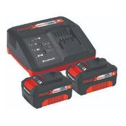 Cargador Y 2 Baterías 3,0ah 18v Einhell Starter Kit 2x 3ah