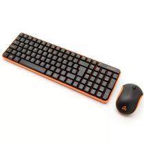 Teclado + Mouse Inalámbrico Numérico Onebit Onb-1025