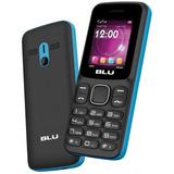 Telefone Celular Blu Z4 Dois Chips Com Câmera Original Idoso