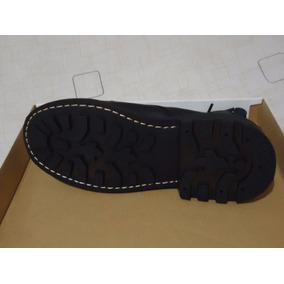 Botas Y Botínes Negros Nuevos Cocidos Resistentes