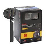 2 Camaras 360 Grados Kodak Pixpro Sp360 4k Dual Pro Pack Vr
