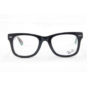 Armação Para Óculos De Grau Importada Rb2140 Wayfarer