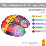 Cojin Cervical Cuello Antiestres Personalizado Para Adultos