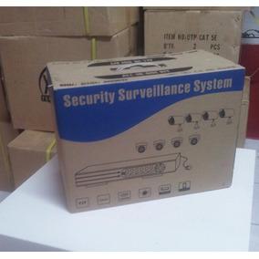 Kit 8ch Camara De Seguridad Cctv Alta Definicion Ahd 1.9mp