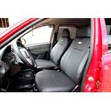 Capa Banco Automotivo Couro Gm Celta 2008 Life 1.0 Vhc 2p