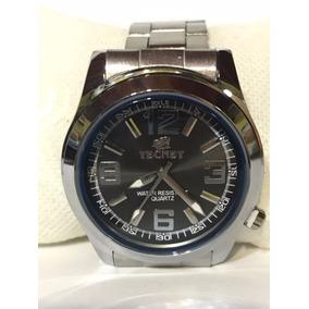 Relógio Masculino Tecnet 511ch Resistente A Água