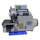 Máq De Cost Ind Overlock Pl-5204ex 3 Eletrônica Completa