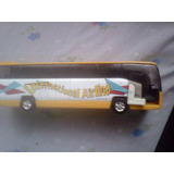 Autobús A Escala Edición De Colección Luz Led