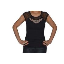 Blusa Elegante Negra