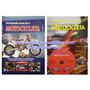 Oferta: 2 Libros Mecánica De Motos Reparación Mantenimiento