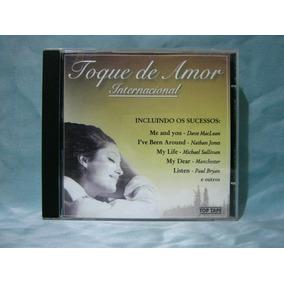 Toque De Amor Internacional - Tema De Novela - Ótimo Estado