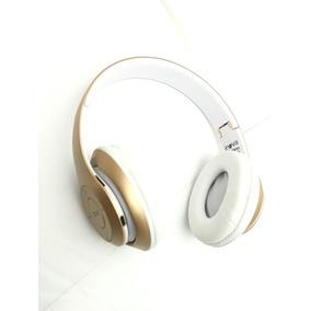 Fone De Ouvido Inova Dourado N-st15