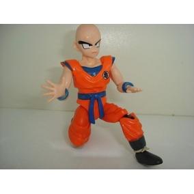Boneco Articulado Dragon Ball- Kuririn