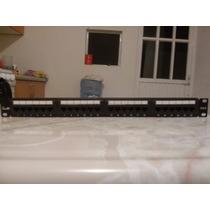 Patch Panel Cat 6 24 Puertos Condunet 8699246npp