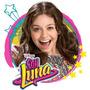 Entradas Soy Luna Platea Vip B Y C -fila 1 Y 2- 100% Seguro