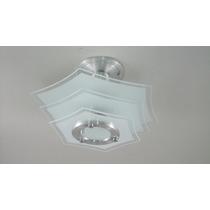 2 Lustres - Plafon P/ Quarto, Sala, Cozinha Ou Banheiro 360j
