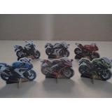 Display Festa Moto Esportiva,de Mesa,decoração Infantil,mdf