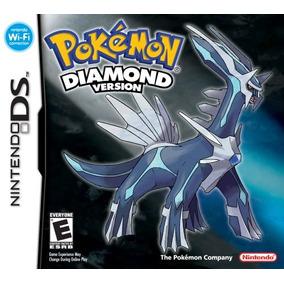 Pokemon Diamond Version Mídia Física 100% Original Novo Nds