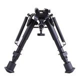 Cacería Y Pesca Cvlife 6- 9 Inches Tactical Rifle Bipod