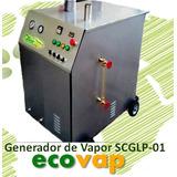 Maquina Industrial Para Lavado A Vapor Scglp-01