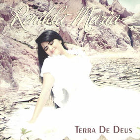 Cd Renilda Maria - Terra De Deus - Playback Incluso