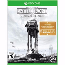 Star Wars Battlefront Utimate Edition Xbox One Nuevo