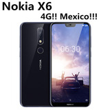 Celular Nokia X6 Global 64gb Rom Dual Sim 4g Lte
