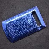 Tapa Trasera Azul Para Blackberry Porsche Design 9981