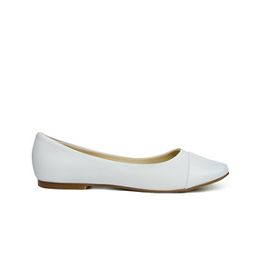 Capa De Ozono Flats Color Blanco