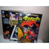 Hq - A Sombra Do Batman Os Novos 52! Vol.14;15;16-lacrado